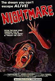 Nightmare (1981) Poster - Movie Forum, Cast, Reviews