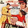 Maureen O'Hara, John Wayne, and Barry Fitzgerald in The Quiet Man (1952)