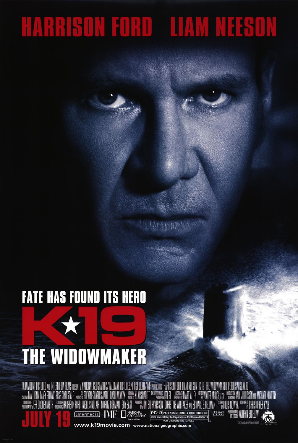 Image K-19: The Widowmaker Watch Full Movie Free Online