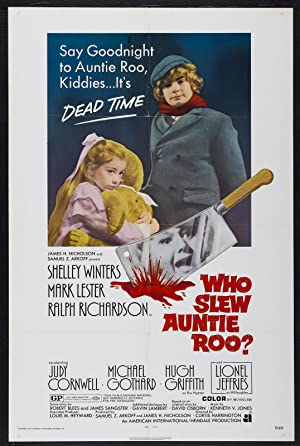 Whoever Slew Auntie Roo? poster