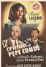 El crimen de Pepe Conde