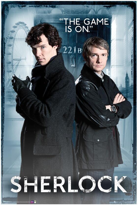Assistir Sherlock Dublado e Legendado Online