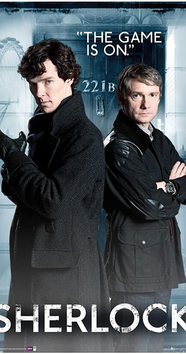 Sherlock (TV Series 2010– ) 480p 720p 1080p x265