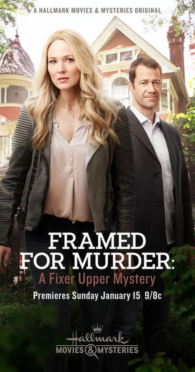 framed for murder a fixer upper mystery tv movie 2017 imdb. Black Bedroom Furniture Sets. Home Design Ideas