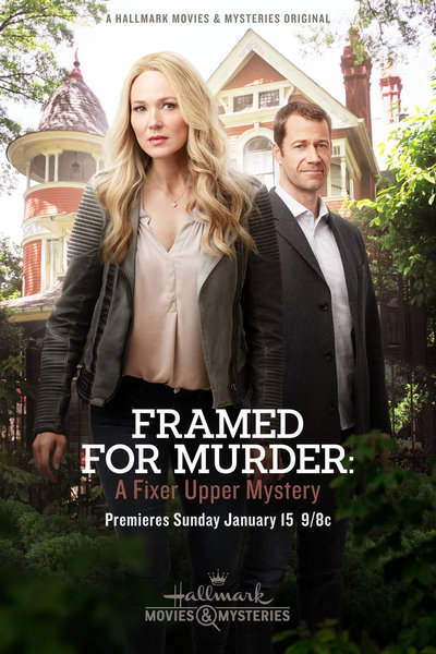 image Framed for Murder: A Fixer Upper Mystery (2017) (TV) Watch Full Movie Free Online