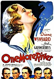One More River (1934) Poster - Movie Forum, Cast, Reviews