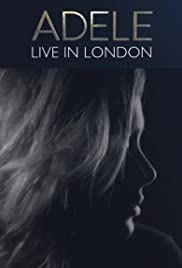 Adele: Live in London (2015) Poster - TV Show Forum, Cast, Reviews