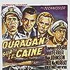 Humphrey Bogart, José Ferrer, Van Johnson, and Fred MacMurray in The Caine Mutiny (1954)