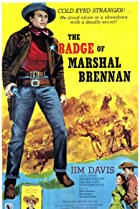 Image of The Badge of Marshal Brennan