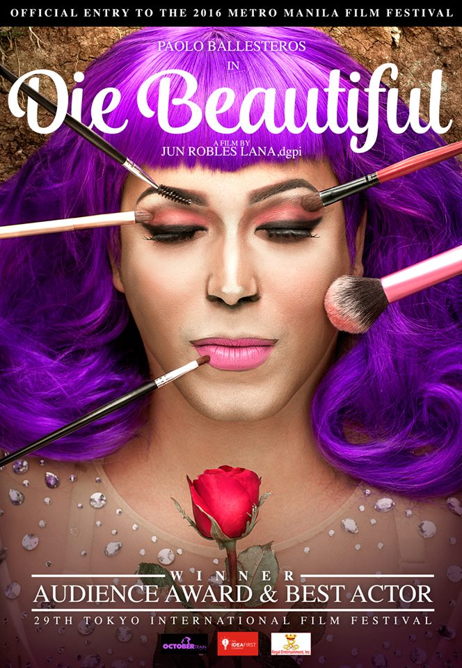 Die Beautiful (2016) HDRip