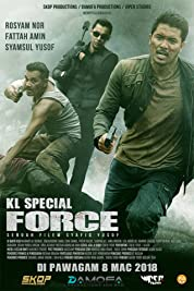 KL Special Force poster