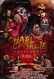 Charlie Charlie (2016) Poster - Movie Forum, Cast, Reviews