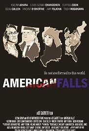 American Falls Poster