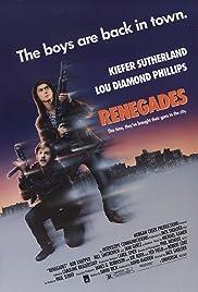 Renegades(1989) Poster - Movie Forum, Cast, Reviews