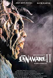 The Unnamable II: The Statement of Randolph Carter (1992) Poster - Movie Forum, Cast, Reviews