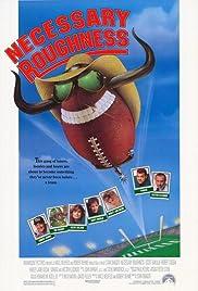 Necessary Roughness(1991) Poster - Movie Forum, Cast, Reviews