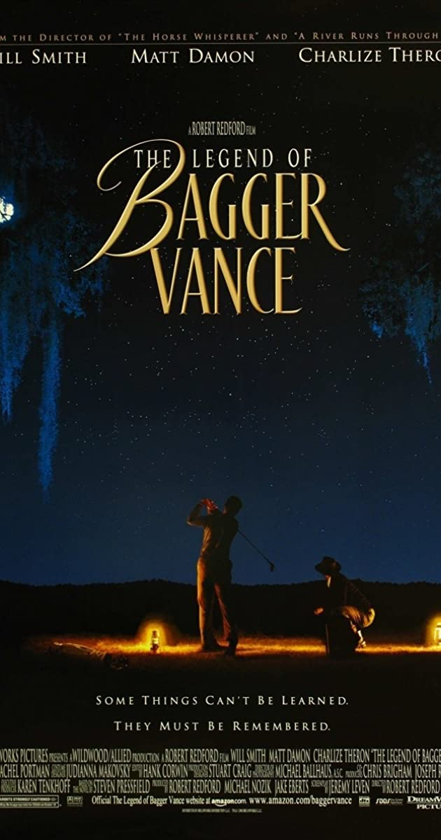 Bagerio Vanso legenda / The Legend of Bagger Vance (2000) Online