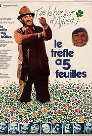 Le trèfle à cinq feuilles Poster