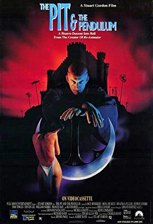 The Pit and the Pendulum (1991) Download on Vidmate