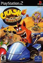 Crash Nitro Kart Poster