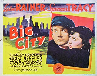 Big city 1937 for Farcical comedy movies