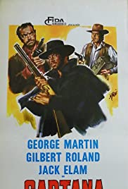Sartana Does Not Forgive Poster