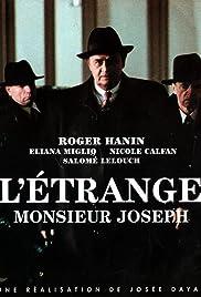 L'étrange monsieur Joseph Poster