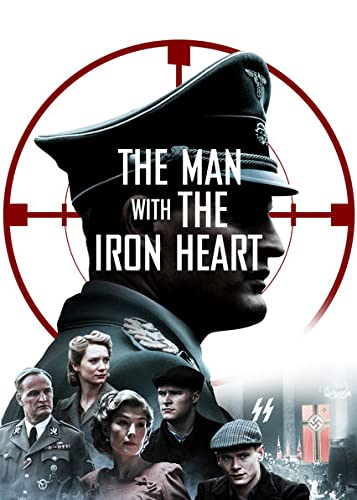 Poster Film The Man with the Iron Heart