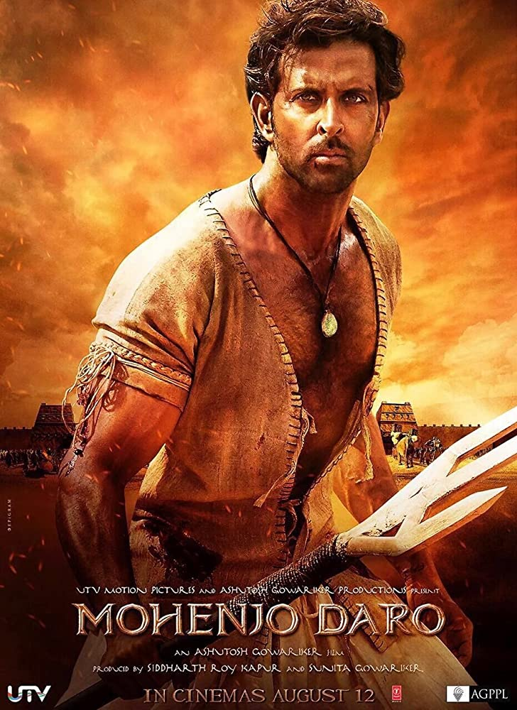 Mohenjo Daro 2016 720p BRRip Watch Online Free Download In HD at Movies365.in