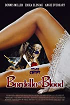 Bordello of Blood (1996) Poster