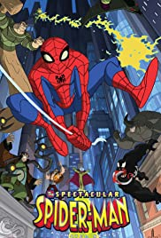 The Spectacular Spider-Man Poster - TV Show Forum, Cast, Reviews