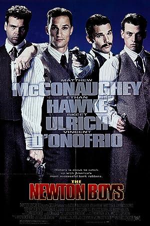 Poster The Newton Boys