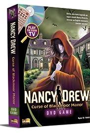 Nancy Drew: Curse of Blackmoor Manor Poster