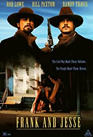 Frank & Jesse(1995) Poster - Movie Forum, Cast, Reviews