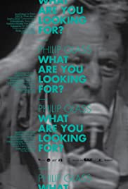 What Are You Looking For? Poster