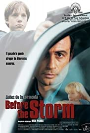 Before the Storm Poster