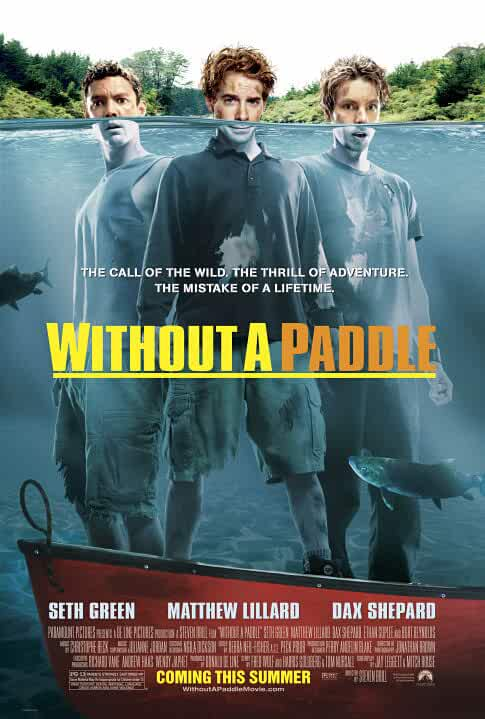 Without a Paddle Natures Calling 2004 Hindi Dual Audio 720p BluRay full movie watch online freee download at movies365.ws