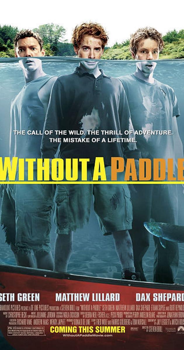 without a paddle 2004 imdb