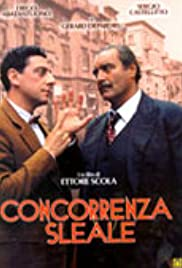 Concorrenza sleale Poster