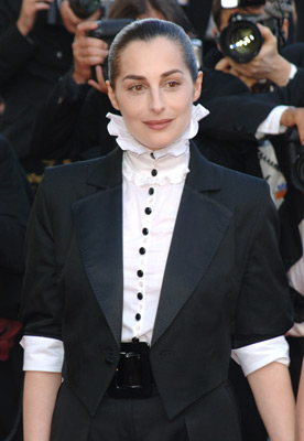 Amira Casar at an event for Peindre ou faire l'amour (2005)