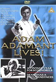 Adam Adamant Lives! Poster - TV Show Forum, Cast, Reviews