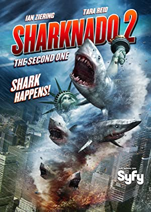 Sharknado 2: The Second One (2014) Download on Vidmate