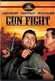 Gun Fight Poster