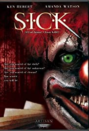 S.I.C.K. Serial Insane Clown Killer Poster