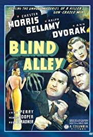 Blind Alley (1939) Poster - Movie Forum, Cast, Reviews