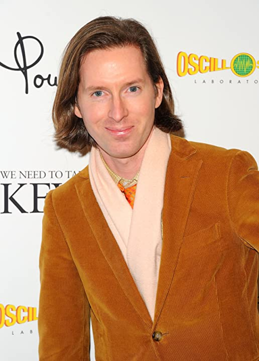 Wes Anderson at We Need to Talk About Kevin (2011)