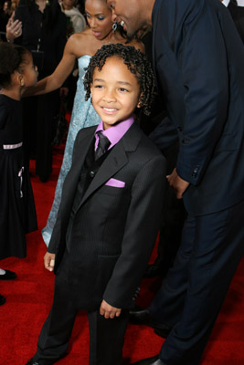Jaden Smith at an event for The Pursuit of Happyness (2006)