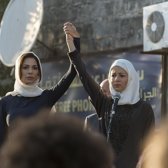 Moran Atias and Annet Mahendru in Tyrant (2014)