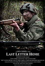Last Letter Home Poster