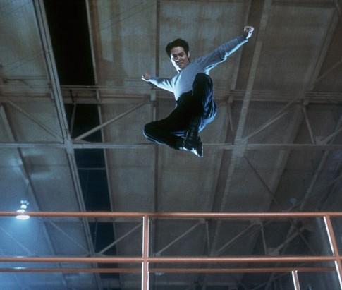 Jet Li in The One (2001)